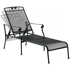 Metal Chaise Living Room Amazing Black Wrought Iron Chaise Lounge Chairs