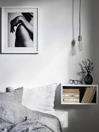 How To Make A Floating Nightstand 29 Coolest Floating Nightstands And Bedside Tables Digsdigs