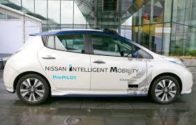 nissan japan cars nissan to test their self driving car service in japan 2018