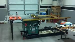 table saw mobile base tablesaw storage solution archive the garage journal board