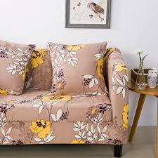 Sofa Throw Slipcovers by Online Get Cheap Yellow Sofa Slipcover Aliexpress Com Alibaba Group