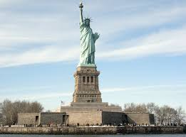 new report shows statue of liberty at risk due to climate change