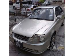 hyundai accent s hyundai accent 2005 rx s 1 5 in johor automatic sedan gold for rm