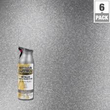 rust oleum universal 11 oz all surface metallic satin nickel