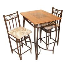 kitchen table and chairs target dining high table tall dinette