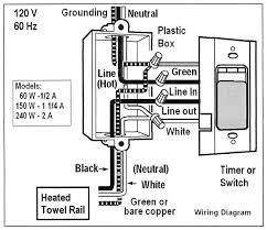 electric towel rail wiring diagram electric wiring diagrams