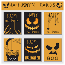 free printable halloween card templates bootsforcheaper com best