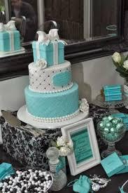 Tiffany Color Party Decorations Tiffany U0027s Birthday
