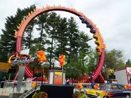 Six Flags In America Six Flags Great America Announces World U0027s Largest Loop Coaster For