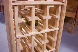 woodworking projects wine rack awesome purple woodworking