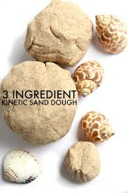 3 ingredient kinetic sand recipe kinetic sand math and activities