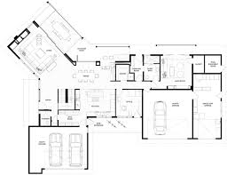 Level Floor Floor Plan 1765 Sunset Blvd Luxury Modern Home Boulder