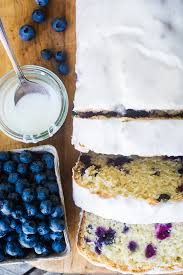 blueberry lemon pound cake the view from great island