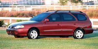 hyundai elantra wagon hyundai elantra gls wagon 1999