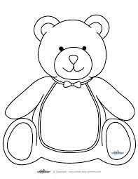 teddy bear picnic coloring pages teddy bear picnic pinterest