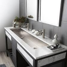 cast iron trough sink cast iron triple faucet trough sink by rafterhouse 3 l double