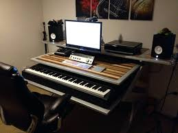 recording studio workstation desk desks custom studio desk toronto custom recording studio desks