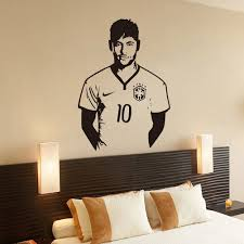 Decoration Star Wall Decals Home by Stickers For Picture More Detailed Picture About A035 Football