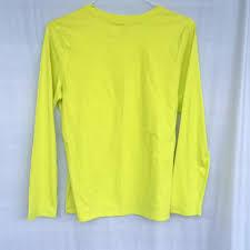 Tek Gear Plus Size Clothing Tek Gear T Shirt Lemon Green