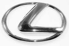 lexus symbol lexus logo parts accessories ebay