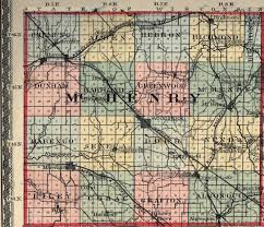 Illinois Map With Counties by Mchenry County Illinois Maps And Gazetteers