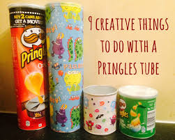 mum first doctor second 9 creative things to do with a pringles tube