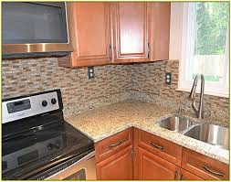 kitchen tile backsplash ideas with granite countertops imposing plain granite countertops glass tile backsplash granite