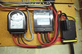 uk power networks how do i replace an electricity meter board