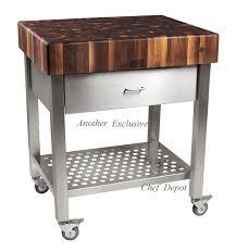 stainless steel kitchen carts on wheels best interior ideas
