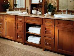 Bathroom Cabinets And Vanities How To Install A Bathroom Vanity