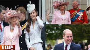 prince william demands prince charles keep camilla parker bowles