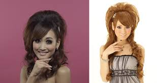 100 years hairstyle images 100 years of beauty japan 2000s hair style fashion makeup