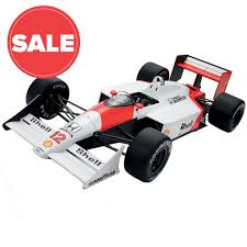 formula 4 car senna mclaren mp4 4 1 8 model car full kit modelspace