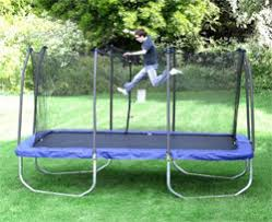 Best Backyard Trampolines What U0027s The Best Size Trampoline For 3 Kids Reviews Of The Best