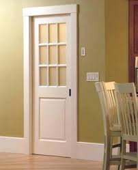 Interior Doors With Glass Panel Glass Panel Door Tandonautes