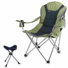 Lounge Camping Chair Reclining Camping Chairs Camp Chair With Footrest R And Ideas