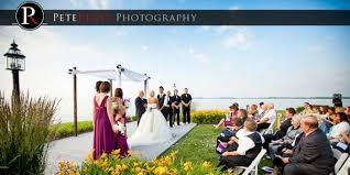 waterfront wedding venues in md harbourtowne waterfront golf hotel and conference center weddings