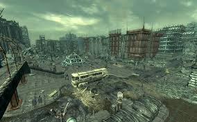 Fallout 3 Map by L U0027enfant Fallout Wiki Fandom Powered By Wikia