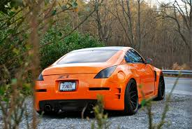 custom black nissan 350z nissan 350z for sale nissan 350z custom widebody 2003 picture