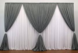 wedding backdrop curtains for sale wedding backdrop curtains laughingredhead me