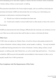 Notice Required To Terminate Employment by Federal Register 60 Day Notice Of Proposed Information