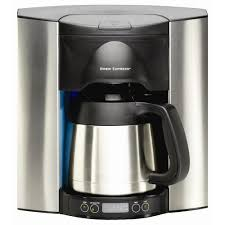 Under Cabinet Coffee Maker Rv Amazon Com Brew Express Programmable Recessed Coffee Maker 10