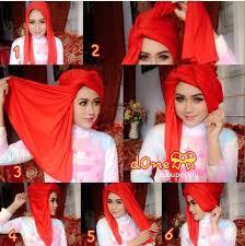 tutorial hijab pashmina kaos yang simple tutorial hijab pashmina modern dan mudah tetep cantik
