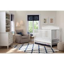 Child Craft Convertible Crib by Child Craft Stanford 4 In 1 Convertible Crib Matte White Walmart Com