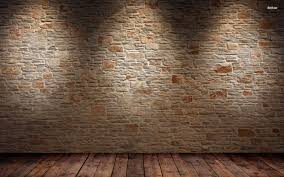 brick wall and wood floor hd wallpaper 1 abstract desktop