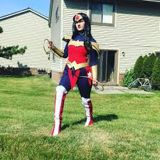 diy wonder woman costumes popsugar smart living