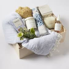 gift baskets los angeles spa relaxation gift basket los angeles leblanc