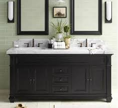 Black Bathroom Cabinet Blk02 55 Wooden Bathroom Vanity Cabinet In Black Color From With