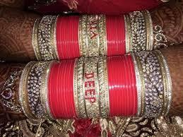 wedding chura bridal chura at rs 4999 set bridal chura id 9086678948