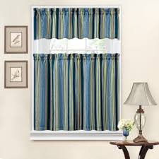 Teal And Beige Curtains Curtain Tiers Shop The Best Deals For Nov 2017 Overstock Com